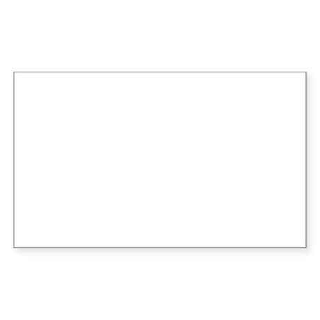 Alhambra Palace at Dusk Sticker (Rectangle)