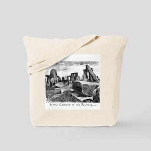 Stonehenge Career Ruins Tote Bag