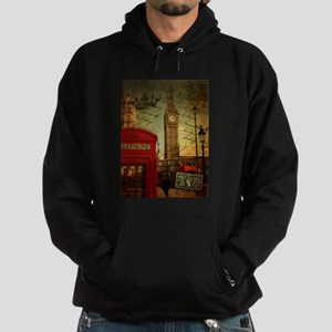 vintage London UK fashion Sweatshirt