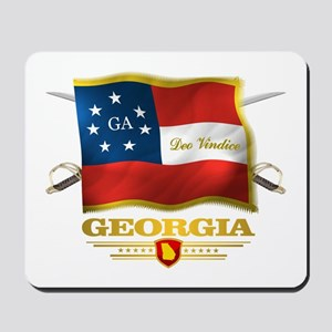 Georgia -Deo Vindice Mousepad