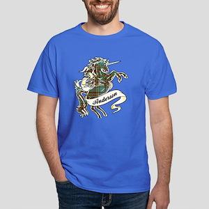 Anderson Unicorn Dark T-Shirt