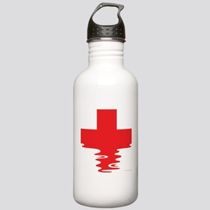 Lifeguard Stainless Water Bottle 1.0L