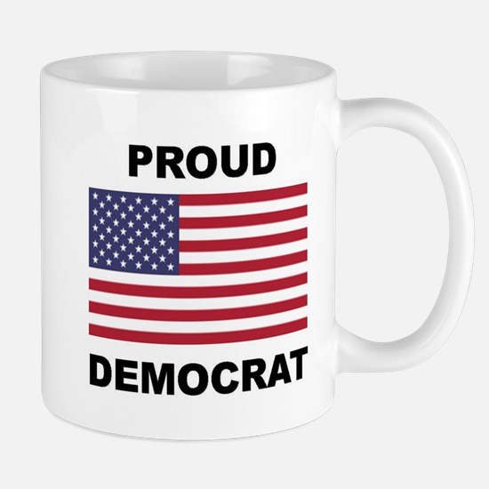 Democrat Pride (Flag) Mug