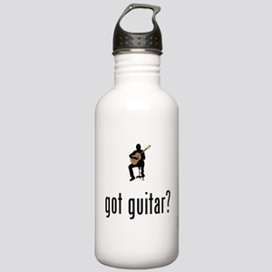 Classical Guitar Stainless Water Bottle 1.0L