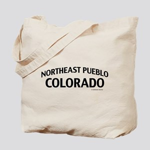 Northeast Pueblo Colorado Tote Bag
