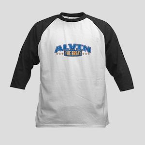 The Great Alvin Baseball Jersey
