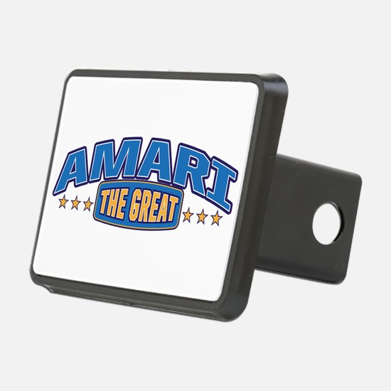 The Great Amari Hitch Cover