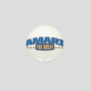 The Great Amari Mini Button