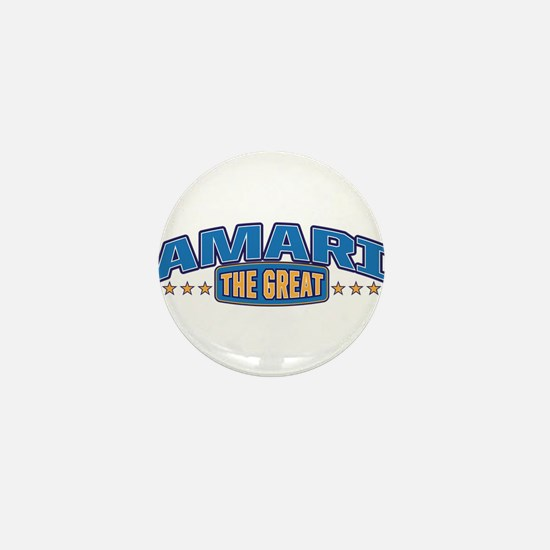 The Great Amari Mini Button
