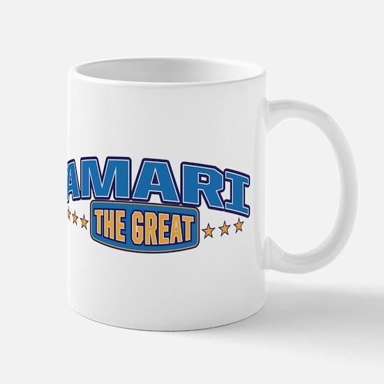 The Great Amari Mug