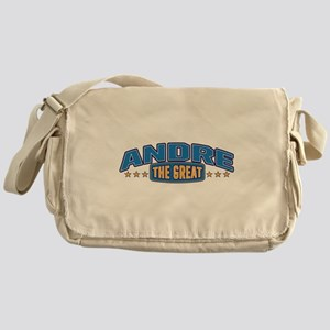 The Great Andre Messenger Bag