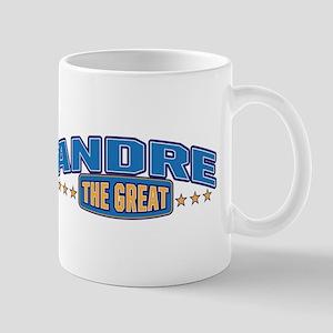 The Great Andre Mug