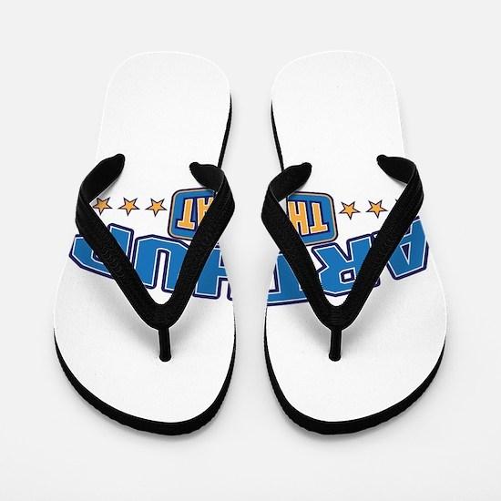 The Great Arthur Flip Flops
