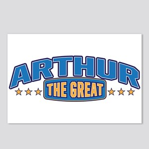 The Great Arthur Postcards (Package of 8)