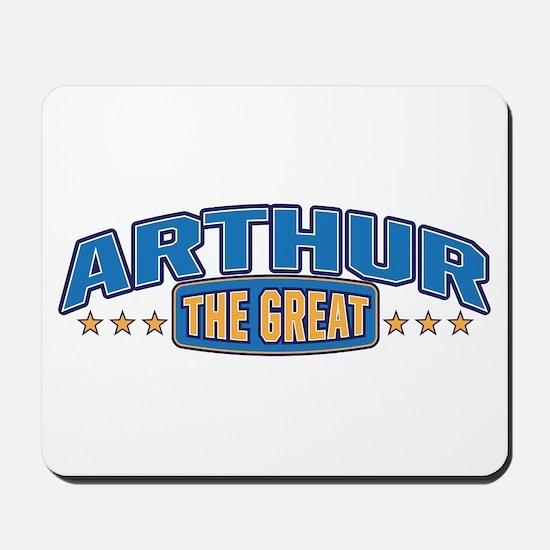 The Great Arthur Mousepad