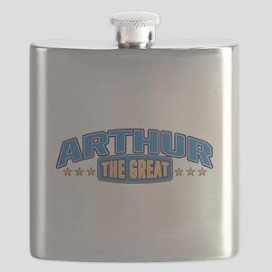 The Great Arthur Flask