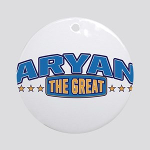 The Great Aryan Ornament (Round)
