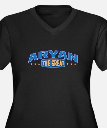 The Great Aryan Plus Size T-Shirt