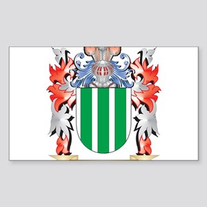 Zavala Coat of Arms - Family Crest Sticker