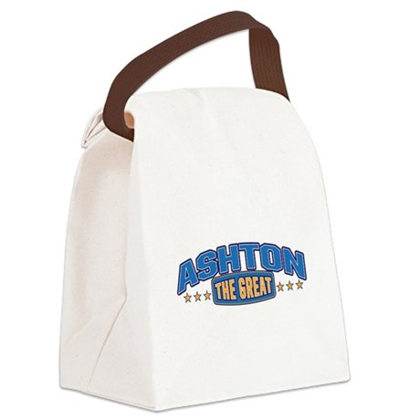 The Great Ashton Canvas Lunch Bag