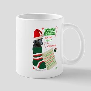 Labrador Retriever (Black) Mug