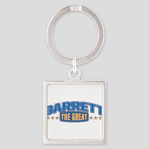 The Great Barrett Keychains