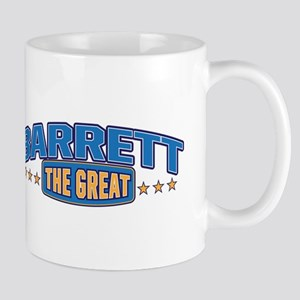 The Great Barrett Mug