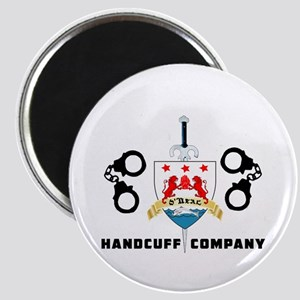 ONeal Handcuff Company Magnet