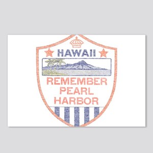 Remember Pearl Harbor Postcards (Package of 8)