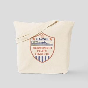 Remember Pearl Harbor Tote Bag