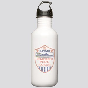 Remember Pearl Harbor Stainless Water Bottle 1.0L