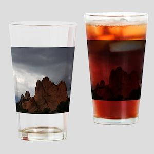 Garden of the Gods (B) Drinking Glass