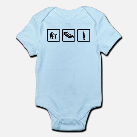Beatboxing Infant Bodysuit