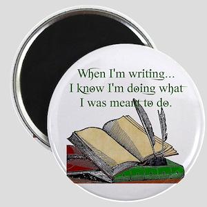 When I write Magnet