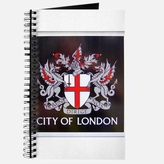 City of London Crest Journal