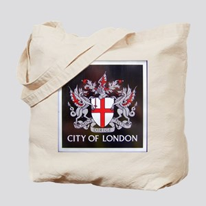 City of London Crest Tote Bag
