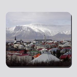 Reykjavik Blues Mousepad