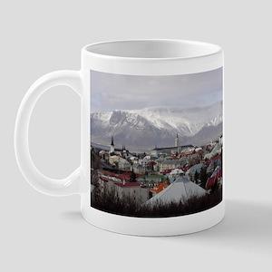 Reykjavik Blues Mug