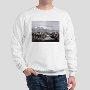 Reykjavik Blues Sweatshirt