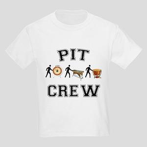 Pit Crew Kids Light T-Shirt