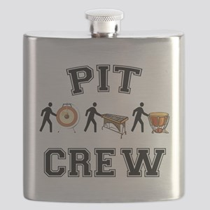 Pit Crew Flask