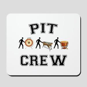 Pit Crew Mousepad