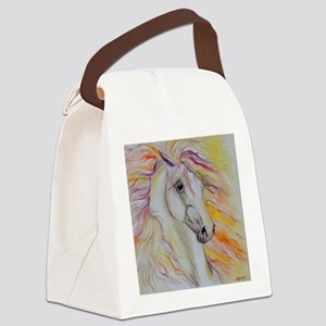 Colors of the Wind Canvas Lunch Bag