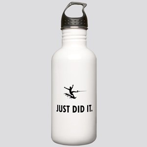 Waterskiing Stainless Water Bottle 1.0L