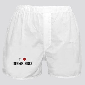 I Love Buenos Aires Boxer Shorts