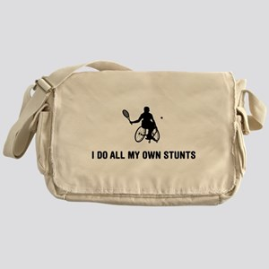Wheelchair Tennis Messenger Bag