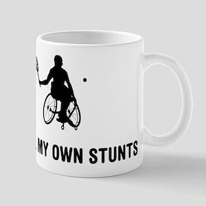 Wheelchair Tennis Mug