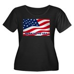 Born in the USA Plus Size T-Shirt