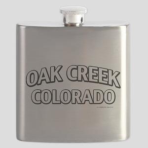 Oak Creek Colorado Flask