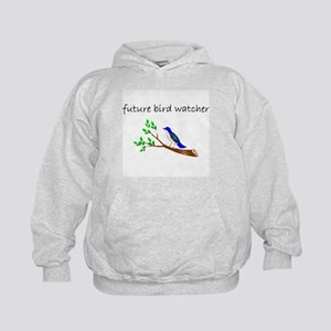 future bird watcher Hoodie